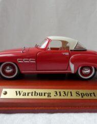 Wartburg-Modelle